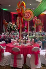 25 Elegant Christmas Party Table Decorations Ideas (23)