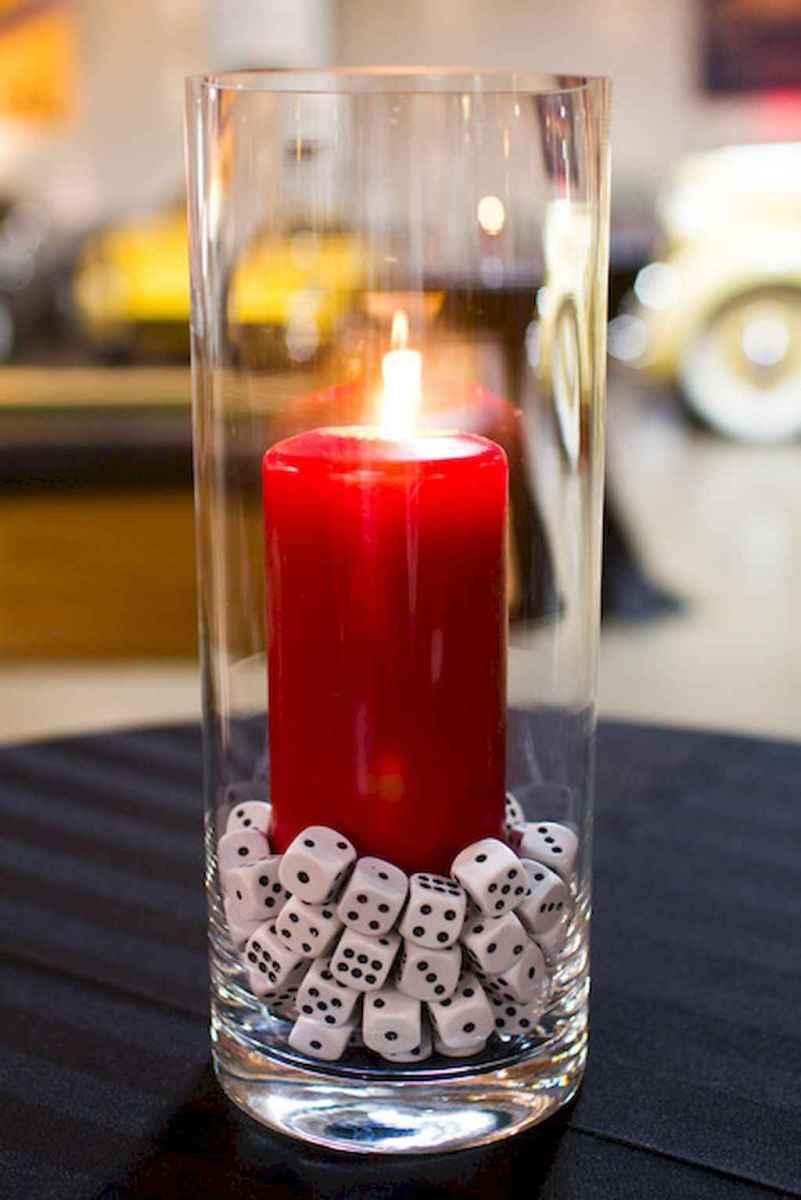 25 Elegant Christmas Party Table Decorations Ideas (5)