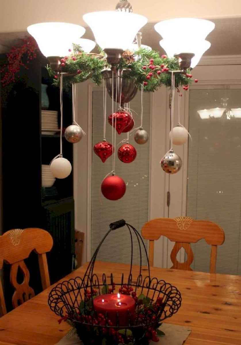 25 Elegant Christmas Party Table Decorations Ideas (6)