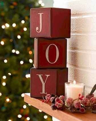 25 Gorgeous DIY Christmas Crafts Wooden Ideas (23)