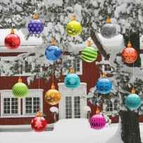 28 Christmas Decorations Outdoor Ideas (13)