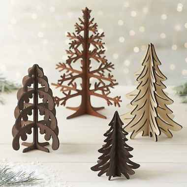 30 Simple Ornaments Christmas Tree Decorations On A Budget (10)