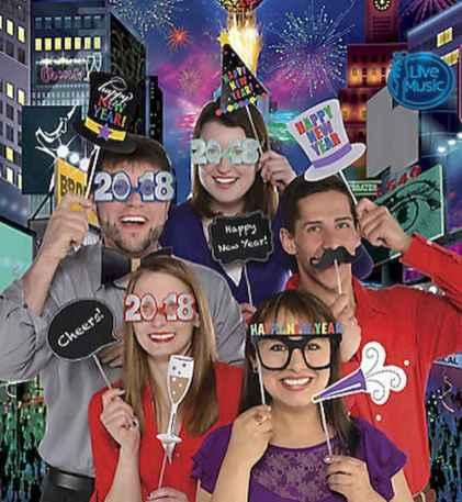 33 Easy DIY 2018 New Years Eve Party Decor Ideas (11)