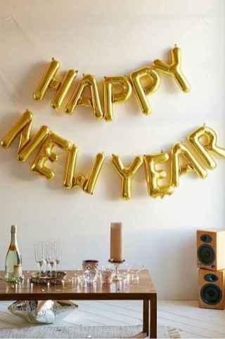 33 Easy DIY 2018 New Years Eve Party Decor Ideas (22)