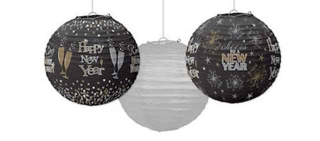 33 Easy DIY 2018 New Years Eve Party Decor Ideas (4)