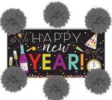 33 Easy DIY 2018 New Years Eve Party Decor Ideas (8)