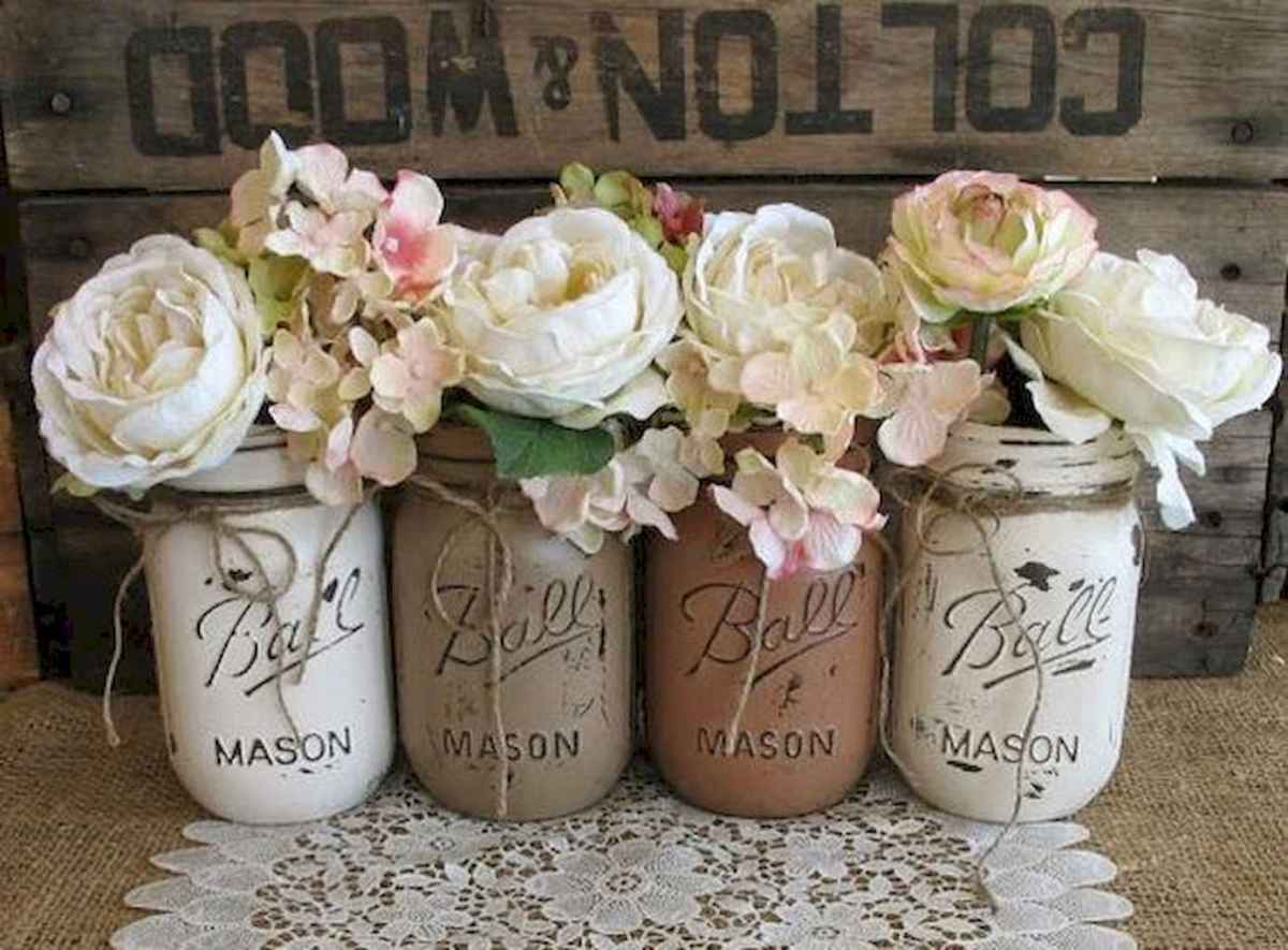 40 First Apartment Ideas Christmas Decorations Shabby Chic (28)
