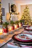 44 Stunning Christmas Decorations Mesa Centerpiece Ideas (31)