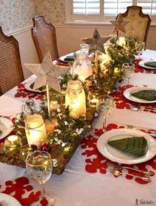 44 Stunning Christmas Decorations Mesa Centerpiece Ideas (40)