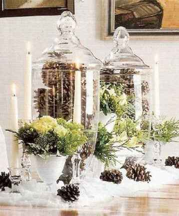 45 Best Christmas Decorations Outdoor Pine Cones Ideas (14)
