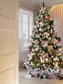 50 Stunning Modern Christmas Tree Decorations (19)