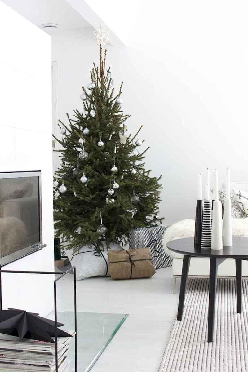 50 Stunning Modern Christmas Tree Decorations (2)