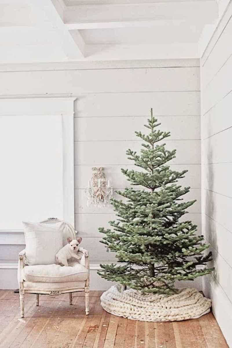 50 Stunning Modern Christmas Tree Decorations (20)