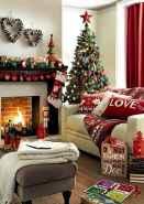 50 Stunning Modern Christmas Tree Decorations (36)