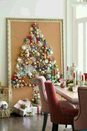 50 Stunning Modern Christmas Tree Decorations (39)