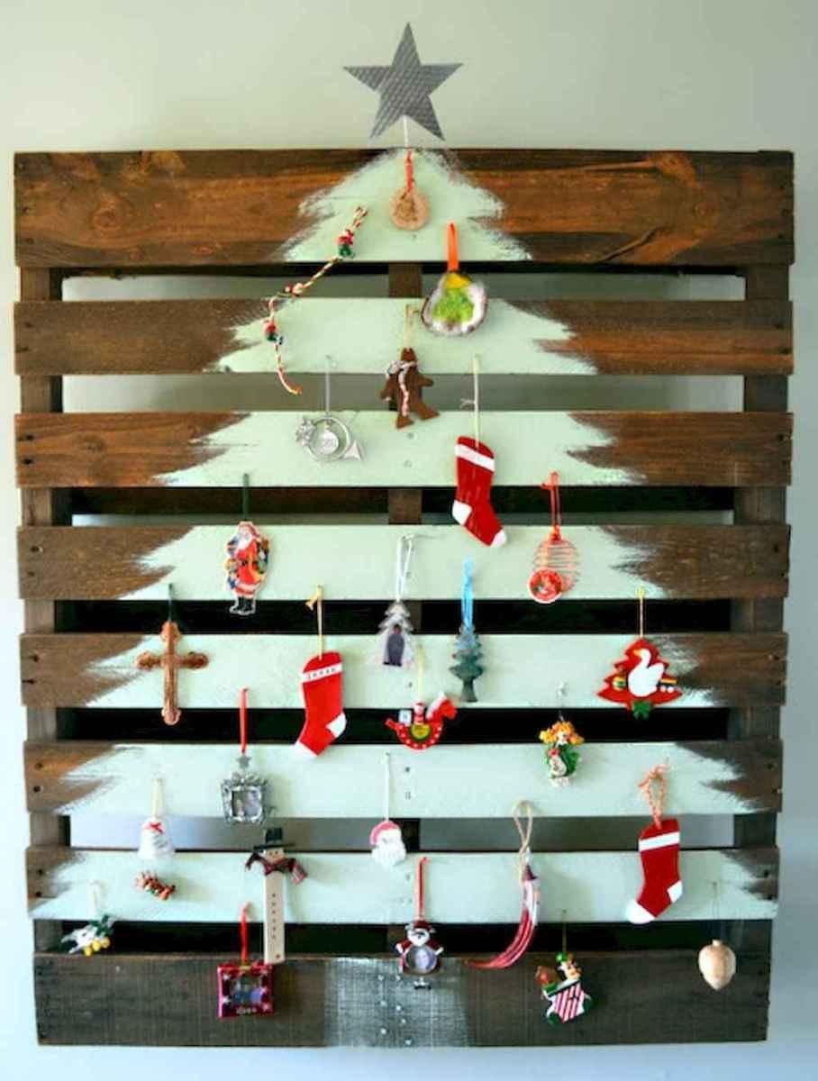50 Stunning Modern Christmas Tree Decorations (44)