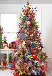 50 Stunning Modern Christmas Tree Decorations (46)