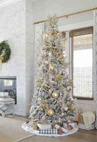 50 Stunning Modern Christmas Tree Decorations (50)