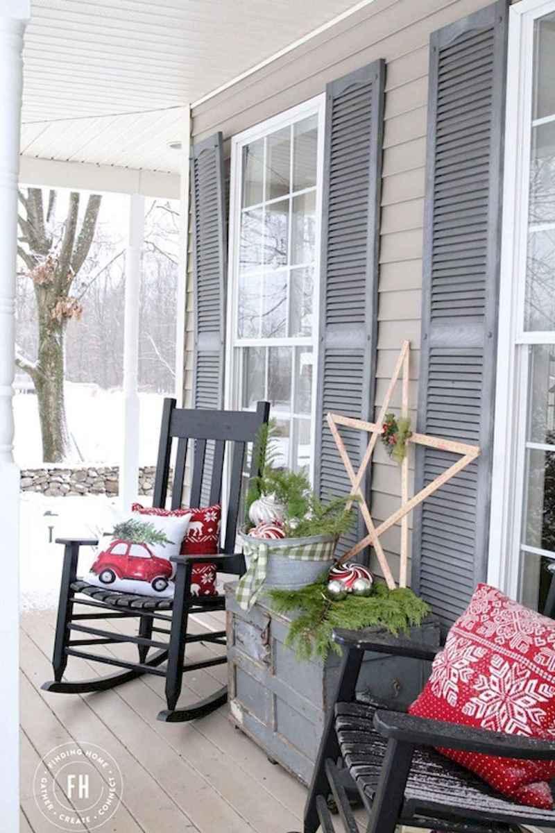 55 Front Porches Farmhouse Christmas Tree Decorations (33)
