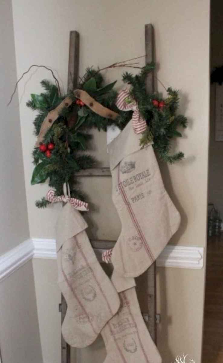 55 Front Porches Farmhouse Christmas Tree Decorations (9)