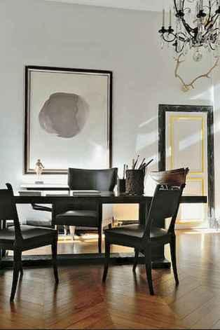 111 Beautiful Parisian Chic Apartment Decor Ideas (63)