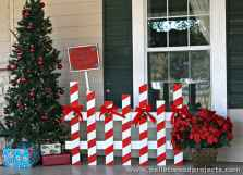 20 Amazing DIY Outdoor Christmas Decorations Ideas (4)