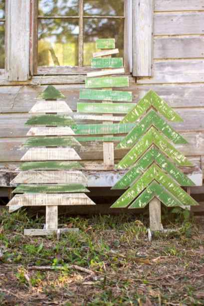 20 Amazing DIY Outdoor Christmas Decorations Ideas (7)
