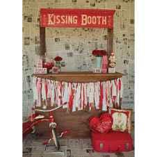 27 Romantic Valentines Decorations Ideas With Vintage (23)