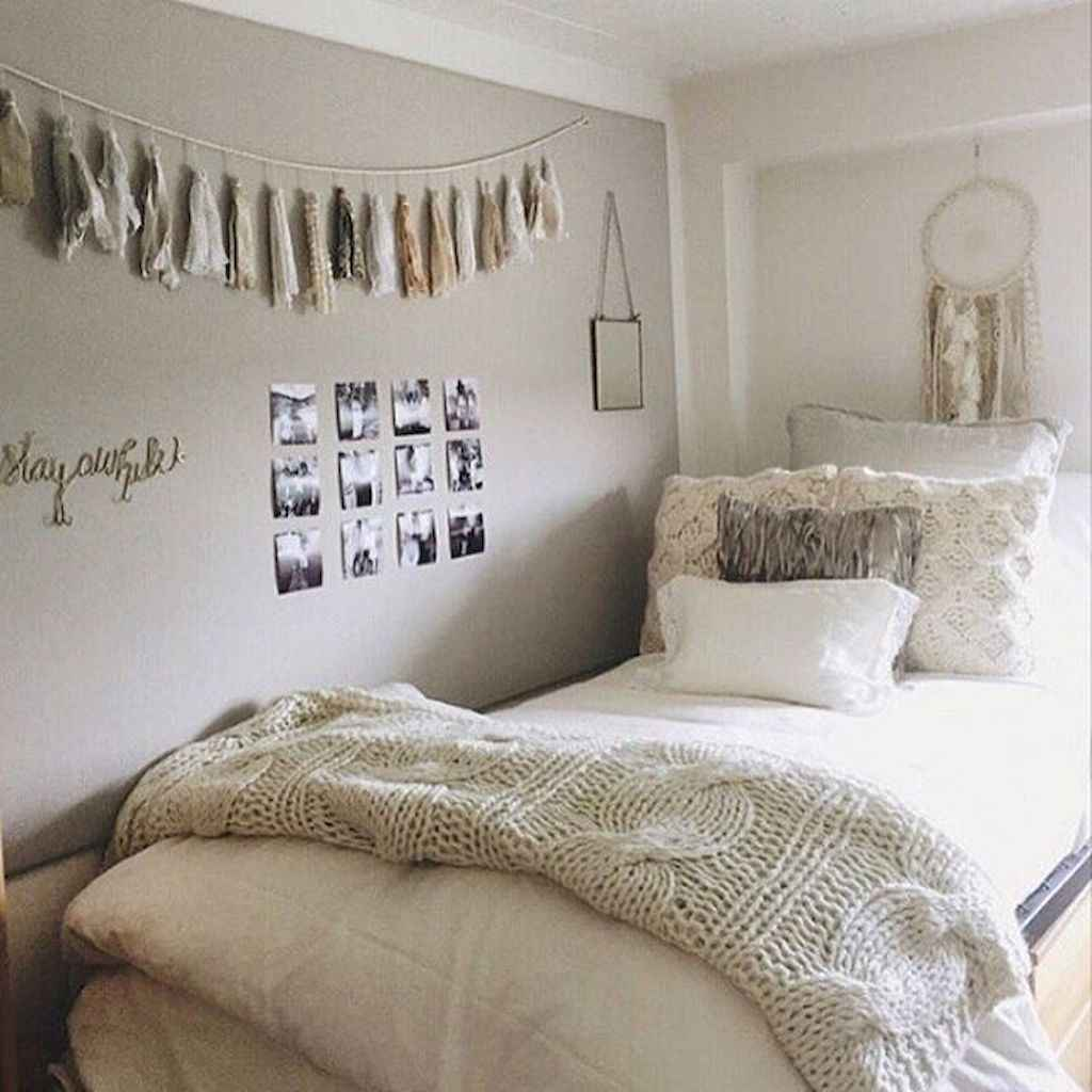 30 Amazing College Apartment Bedroom Decor Ideas (1 ...