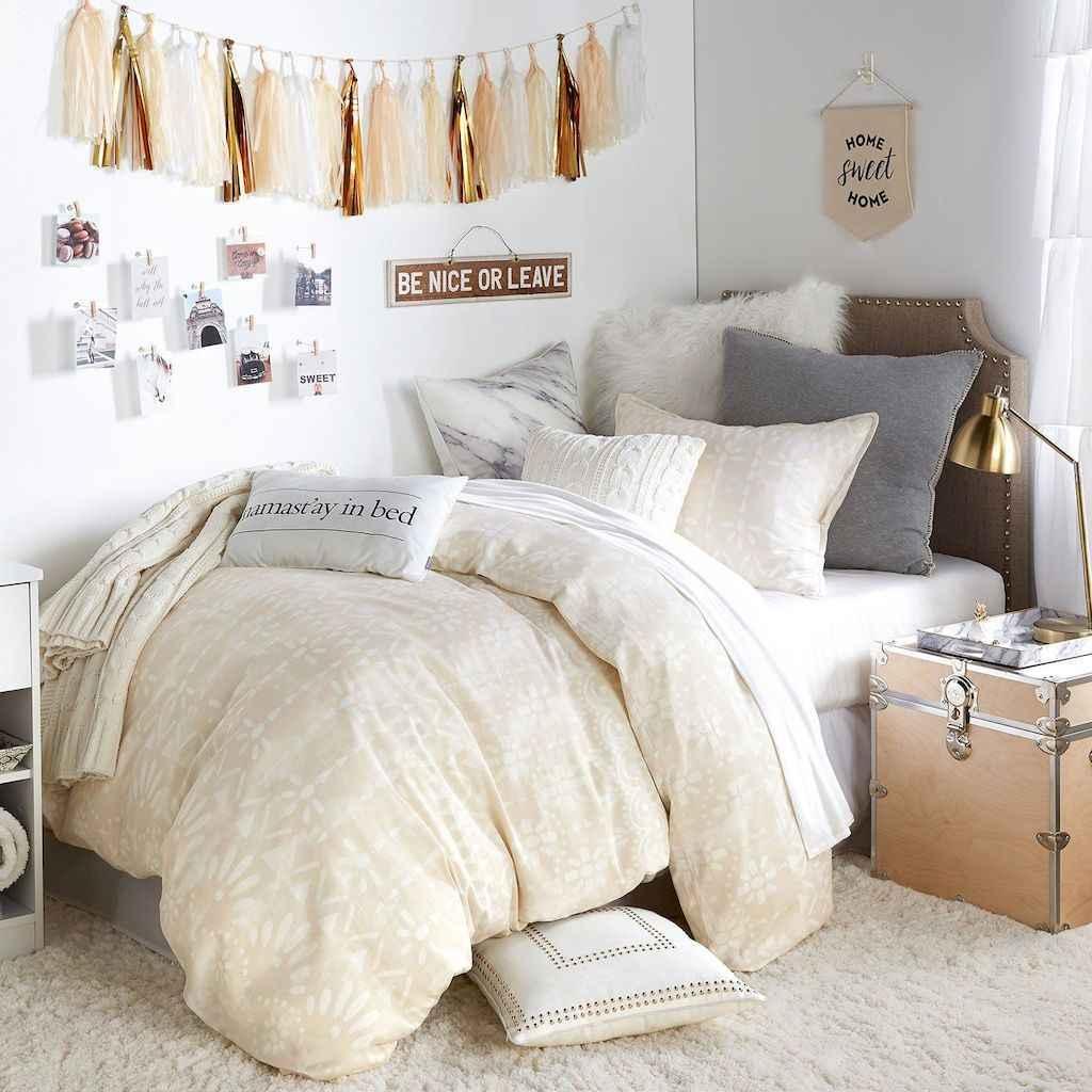 30 Amazing College Apartment Bedroom Decor Ideas (9) - LivingMarch.com