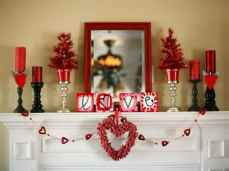 30 Cheap And Easy Valentines Apartment Decorations On A Budget (27)