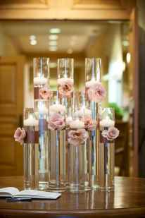 40 DIY Floating Candles Crafts Ideas (13)