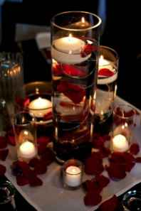 40 DIY Floating Candles Crafts Ideas (39)