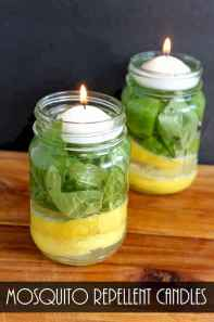 40 DIY Floating Candles Crafts Ideas (40)