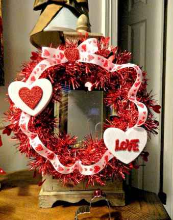 40 Romantic Valentines Decorations Dollar Tree Ideas On A Budget (12)