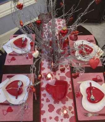 40 Romantic Valentines Decorations Dollar Tree Ideas On A Budget (18)