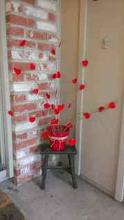 40 Romantic Valentines Decorations Dollar Tree Ideas On A Budget (30)