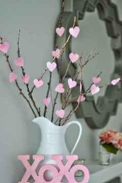40 Romantic Valentines Decorations Dollar Tree Ideas On A Budget (5)