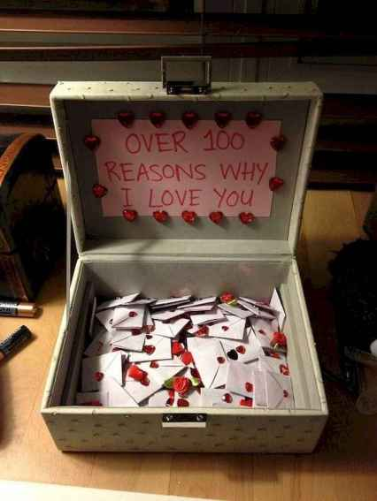 40 Romantic Valentines Gifts Design Ideas For Boyfriend (33)