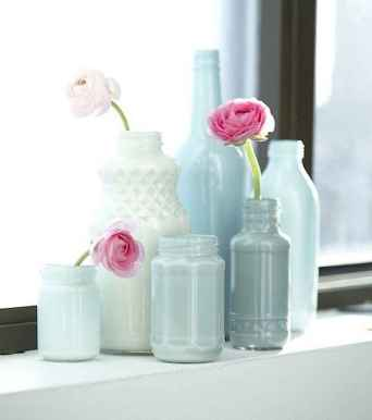 44 DIY Painted Ombre Vases Crafts Ideas A BUd LivingMarch