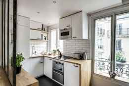 50 Amazing Small Apartment Kitchen Decor Ideas (49)