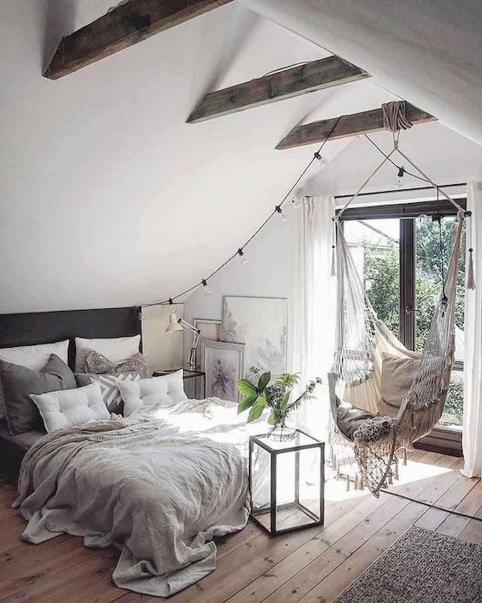 50 Incredible Apartment Bedroom Decor Ideas With Boho Style (23)