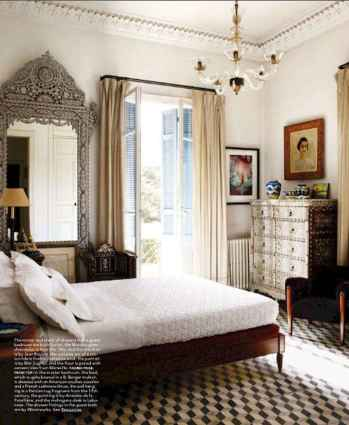 50 Incredible Apartment Bedroom Decor Ideas With Boho Style (25)