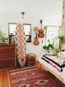 50 Incredible Apartment Bedroom Decor Ideas With Boho Style (32)