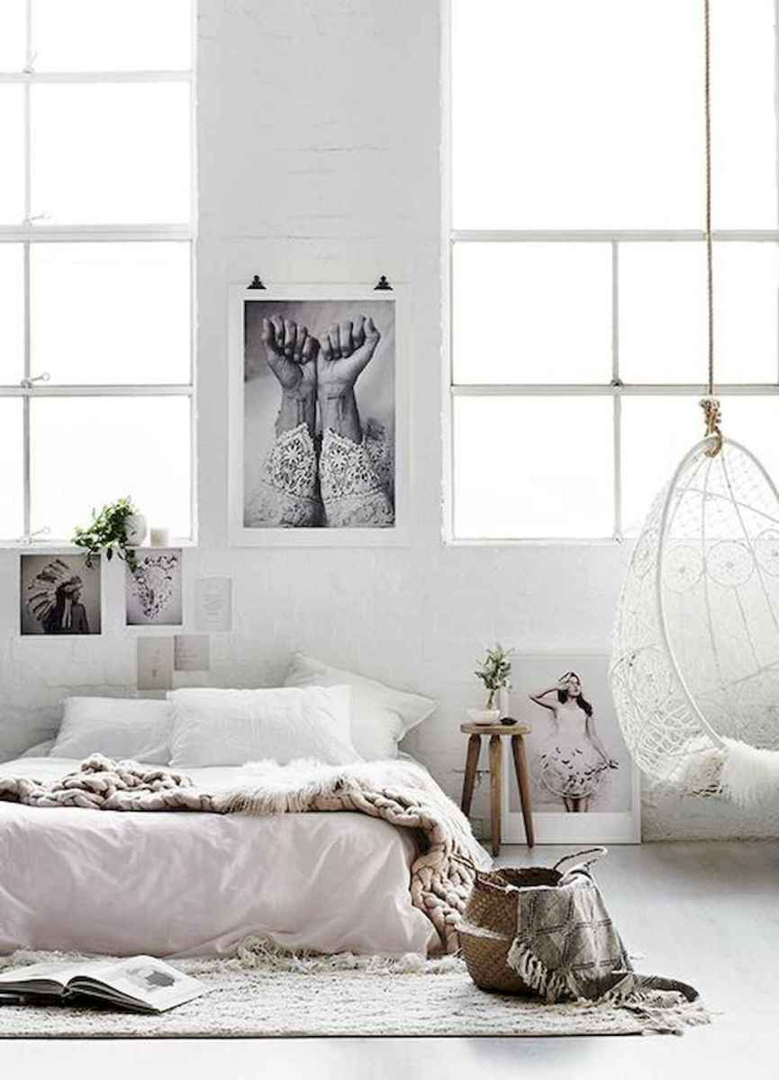 50 Incredible Apartment Bedroom Decor Ideas With Boho Style (39)