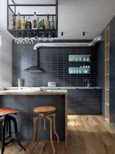 50 Miraculous Apartment Kitchen Rental Decor Ideas (11)