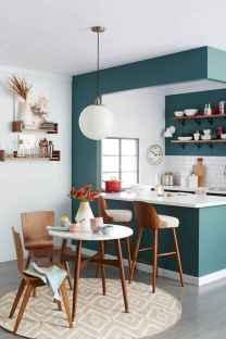 50 Miraculous Apartment Kitchen Rental Decor Ideas (24)