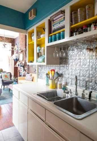 50 Miraculous Apartment Kitchen Rental Decor Ideas (25)