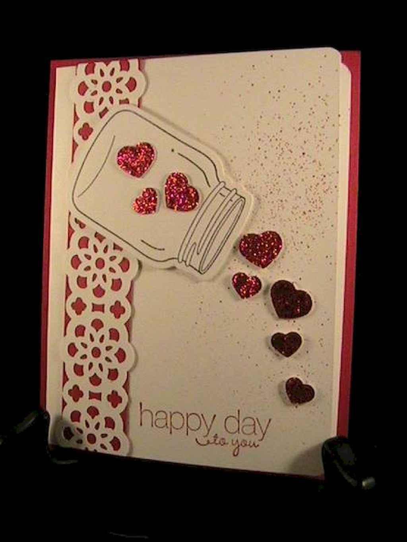 50 Romantic Valentines Cards Design Ideas (1)
