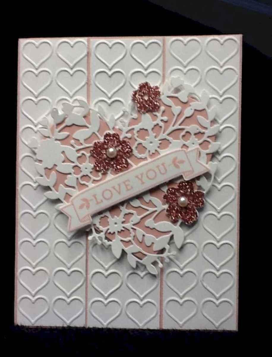 50 Romantic Valentines Cards Design Ideas (2)